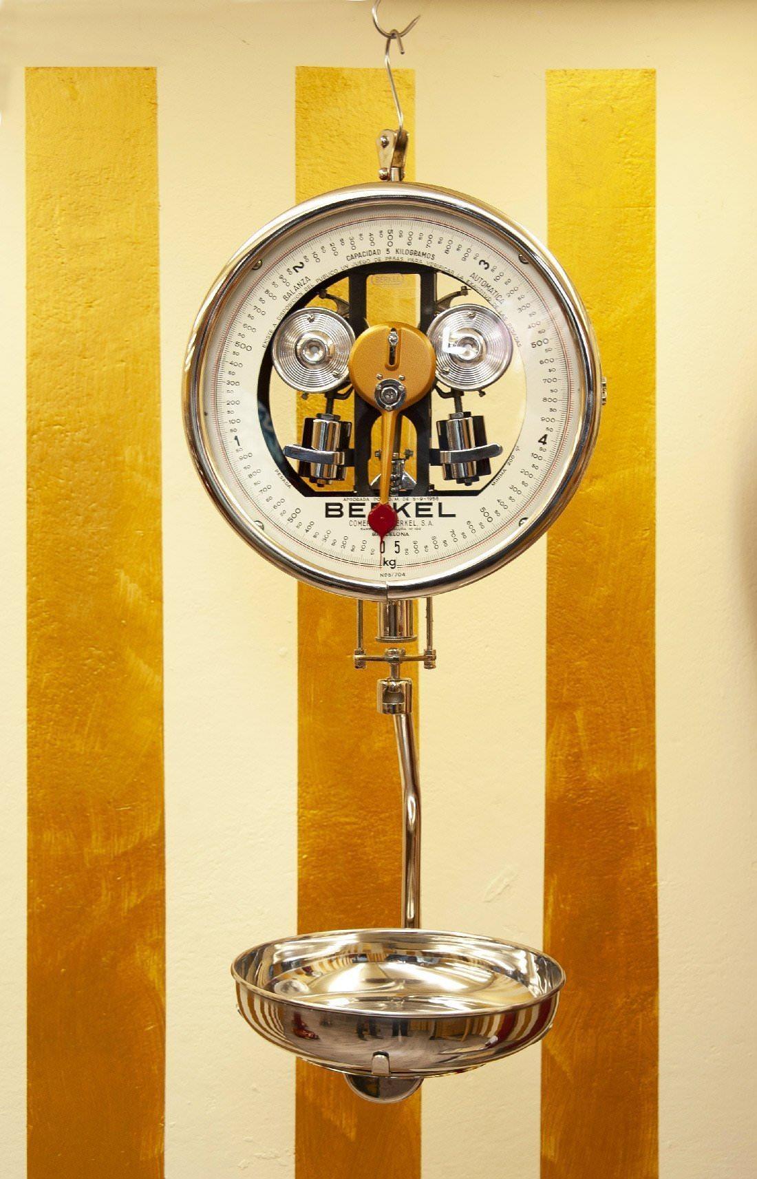 Bilancia Berkel sospesa 5kg