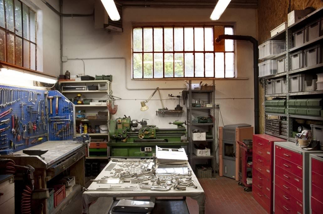 Officina dei Ricordi laboratorio restauro Berkel