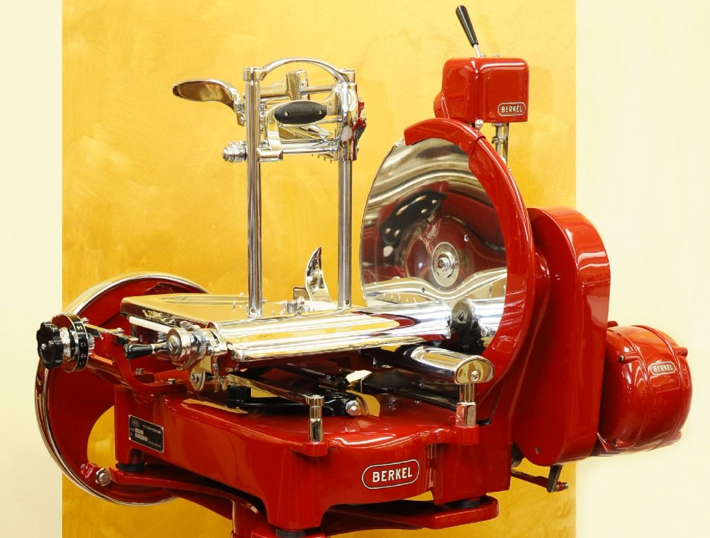 Berkel slicing machine model 21/8H EL 2dn series